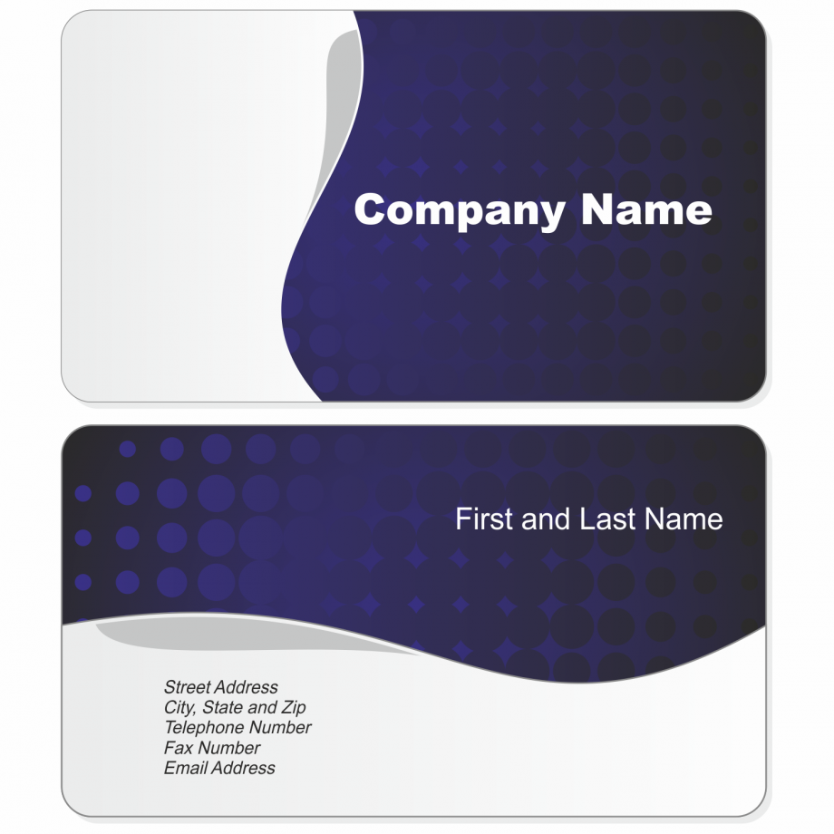 Get your Business card design in affordable Price